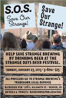 Strange Days Brew Fest