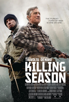 Killing Season Robert De Niro John Travolta Poster