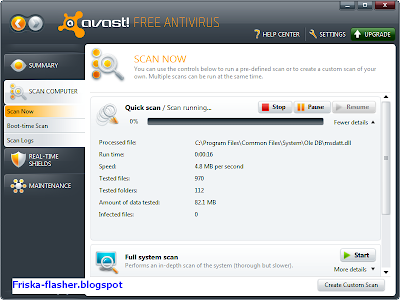 Download Free Avast! Antivirus v7.0.1407