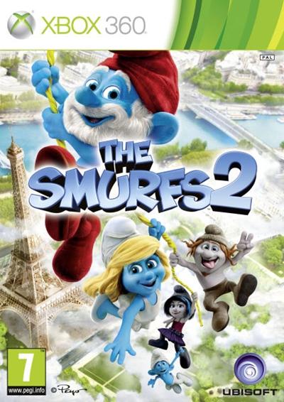 The Smurfs 2 Xbox 360 Español Región Free XGD2