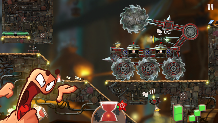 Flockers v1.990 Apk screenshot