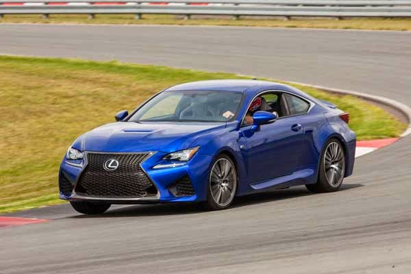 Lexus Reportedly Considering a Hotter Version of the RC F