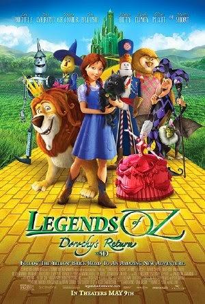 Huyền Thoại Xứ Oz - The Legend of Oz: Dorothys return (2013) Vietsub