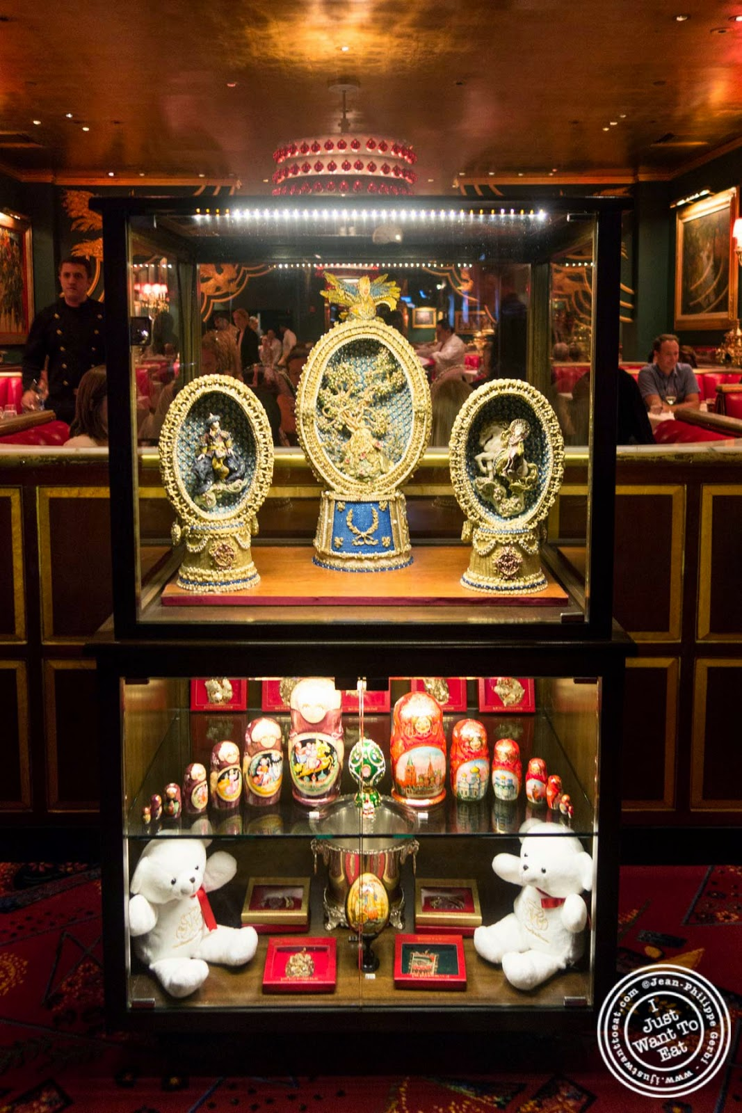 image of The Russian Tea Room in NYC, NY