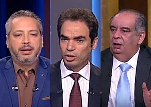 الحياة اليوم حلقة الثلاثاء 17-10-2017 مع تامر أمين و أحمد المسلمانى و الإشتباك مع ع يوسف زيدان