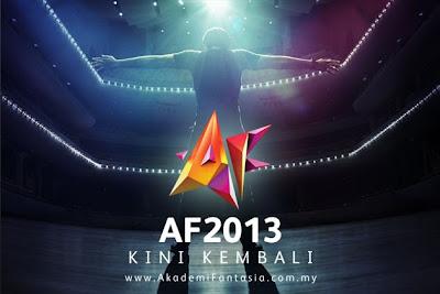 #AF2013 Biodata Peserta Akademi Fantasia 2013