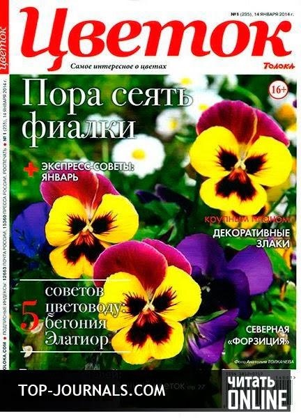 Цветок читать