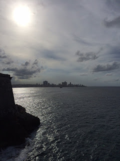 View of the Malecon in Havana