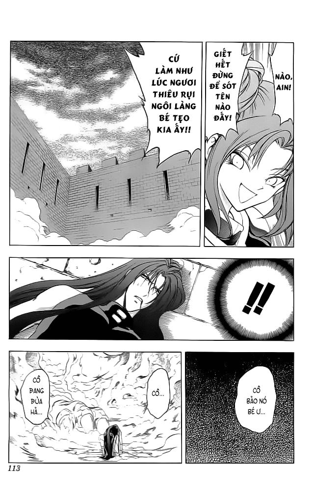 Fire Emblem-Hasha no Tsurugi chap 19 - Trang 16