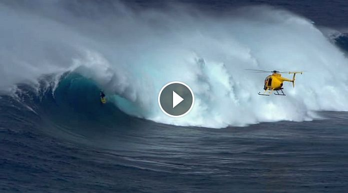 December 9 2015 Peahi Jaws Maui multisport sessions