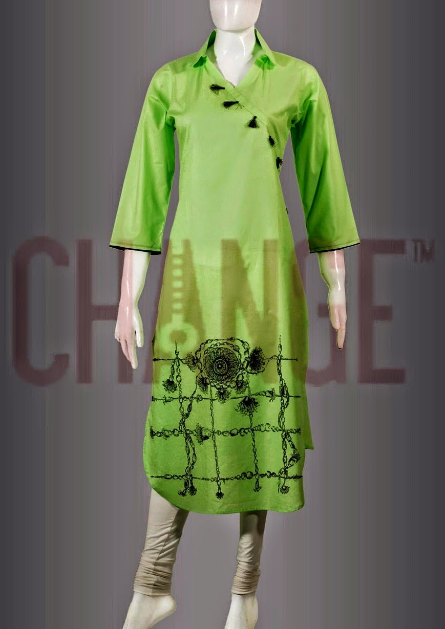 Summer Kurta Styles by Change