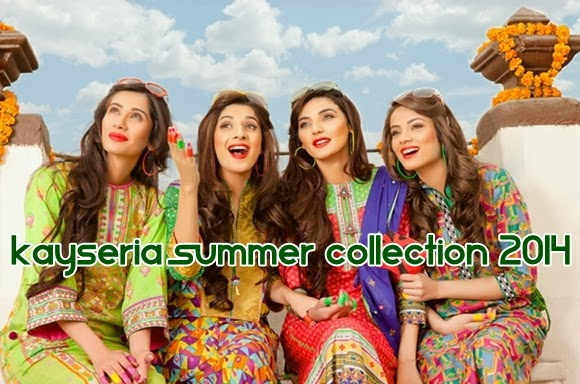 Kayseria Summer Collection 2014-2015