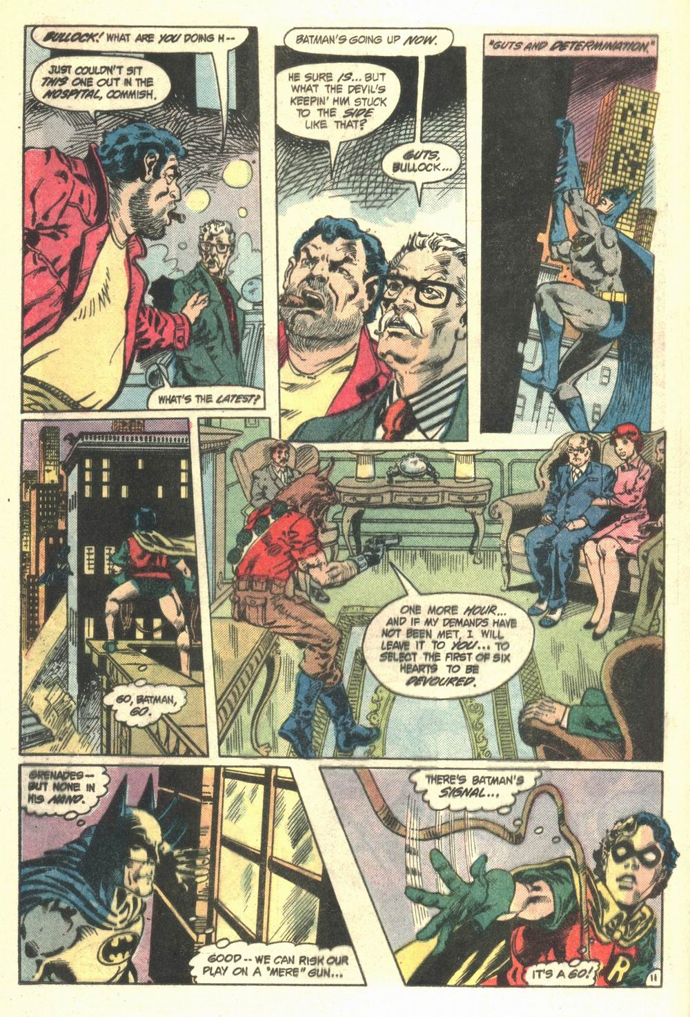 Detective Comics (1937) Issue #548 Page 12