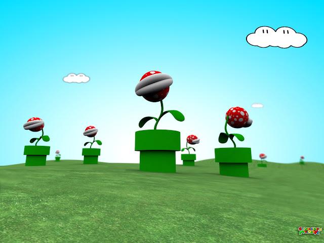 1 New Super <b>Mario</b> Bros. U <b>Fondos de</b> pantalla HD | <b>Fondos de</b> ...