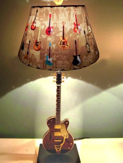 Awesome Guitar Inspired Products and Designs (15) 15