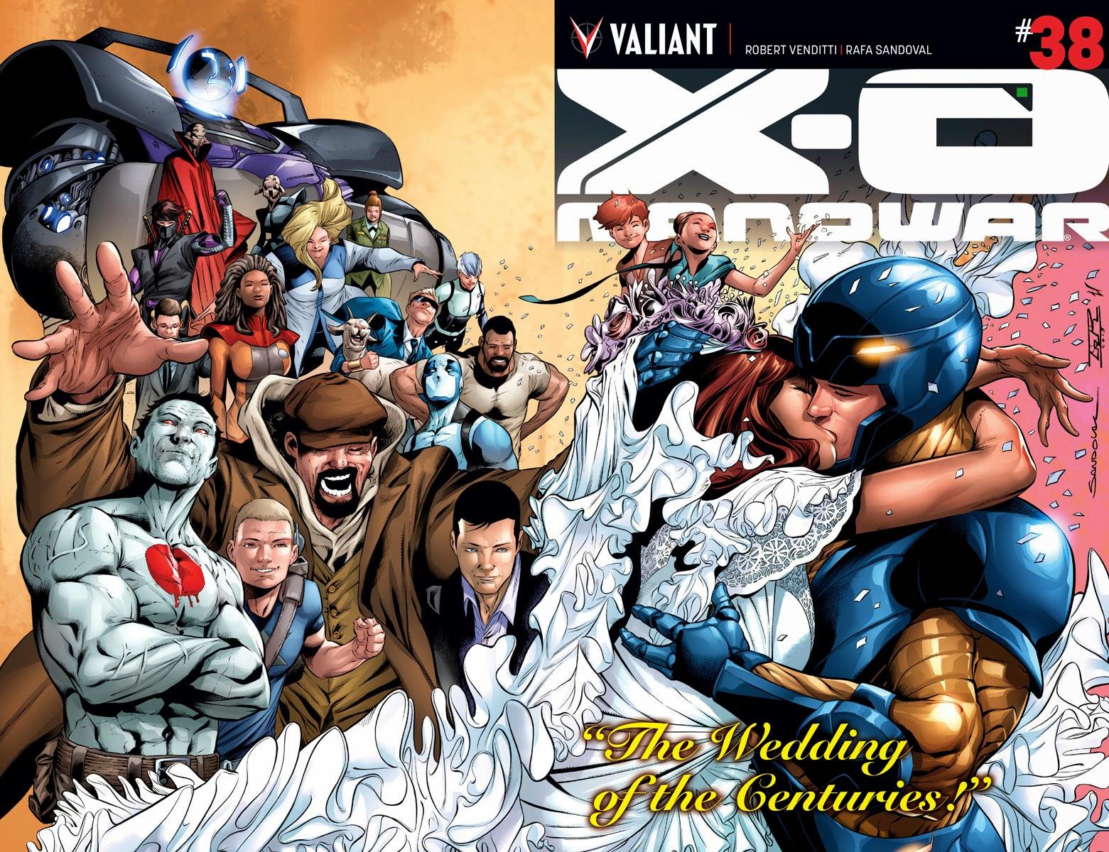 X-O MANOWAR#38