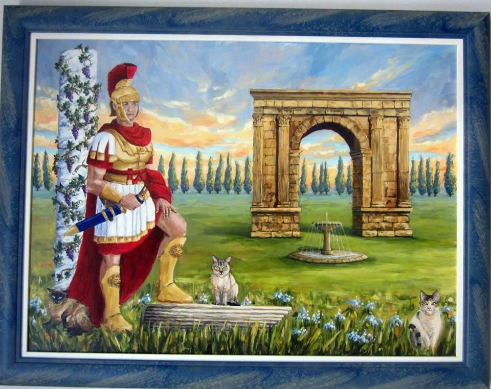 Arc de Triomf de Berà. ( arco de triunfo de Bará ) | Gladiatrix ...