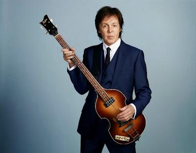 Paul McCartney photo by Mary McCartney