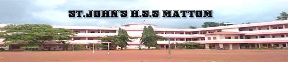 St.John's HSS Mattom,Mavelikara