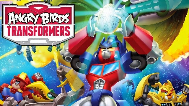 Corto Andry Birds Transformes