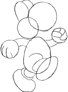 How To Draw Yoshi Egg