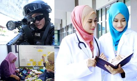 wanita bekerja dalam islam