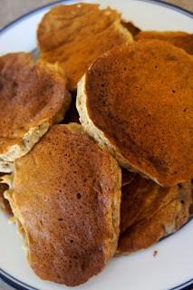 Savory Sweet and Satisfying: Banana Bread Pancakes