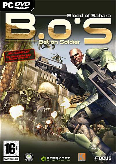 Bet on Soldier Blood of Sahara PC Full Ingles Descargar DVD5