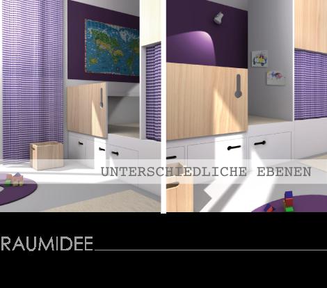 kinderzimmerideen kinderzimmeridee zweite ebene. Black Bedroom Furniture Sets. Home Design Ideas
