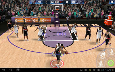NBA 2K13 1.0.6 Full Apk