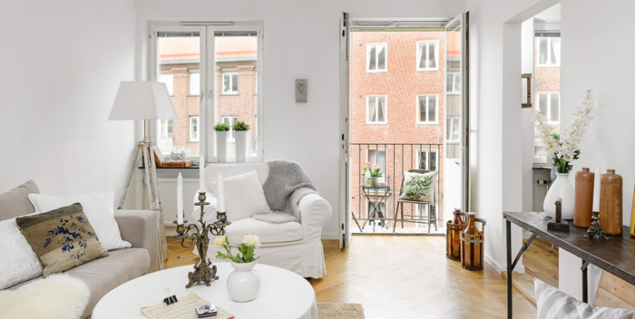 Estilo rustico mini apartamento en gotemburgo - Mini apartamentos ...