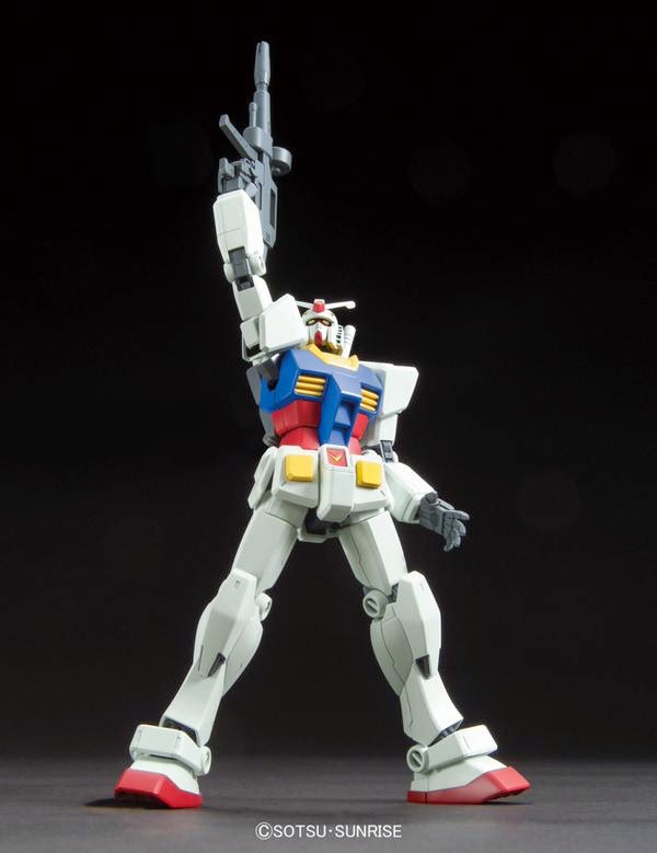 gundam century model kits revive
