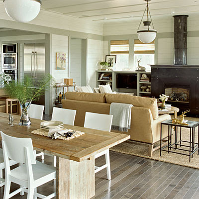 Coastal Style Relaxed Living