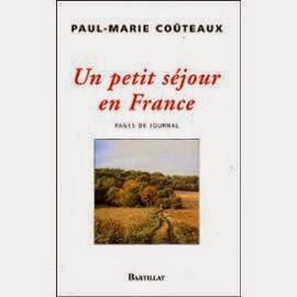 Un petit séjour en France : Pages de journal