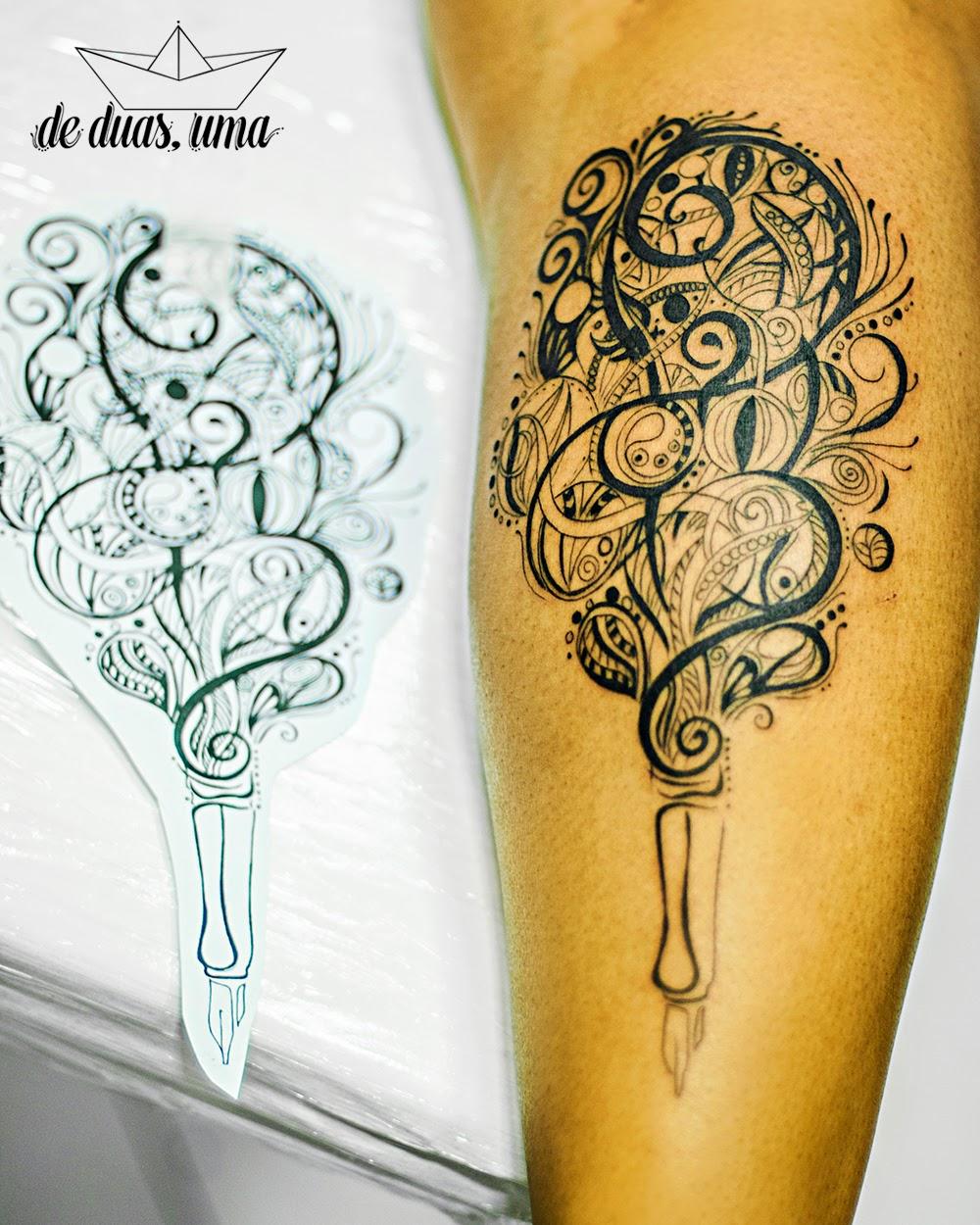tatuagem exclusiva  deduasuma