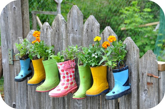 Unique garden planters and displays earth wallpaper - Unusual planters for outdoors ...