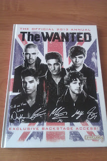 officialannual-thewanted