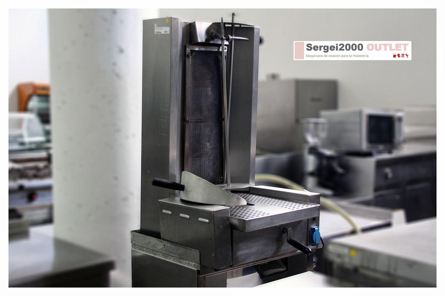 Sergei2000 outlet maquinara hostelera de ocasin y for Outlet cocinas a gas