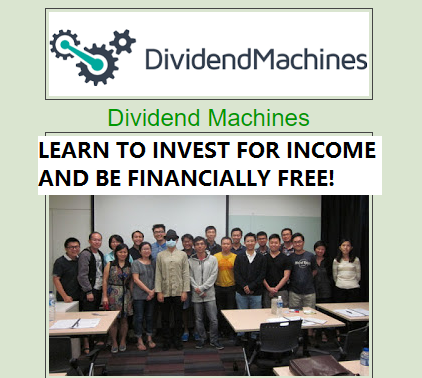 BUILD DIVIDEND MACHINES