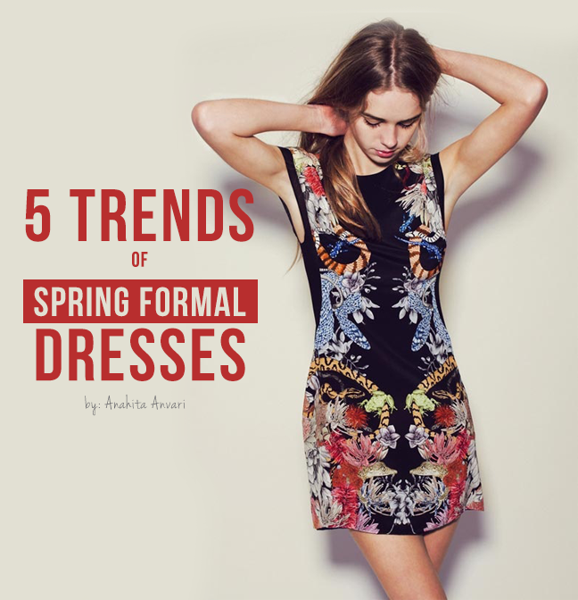 of Spring Formal Dresses