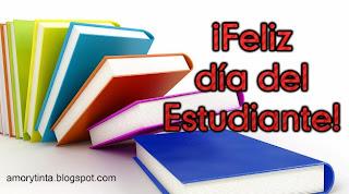imagen con libros para el dia del estudiante