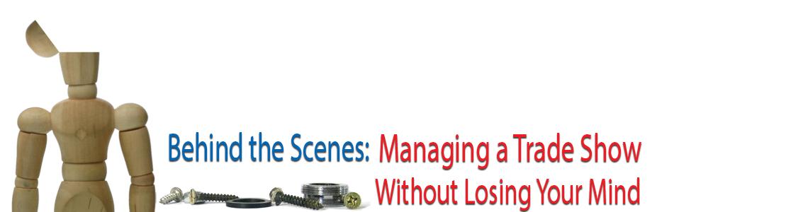 Managing Tradeshows
