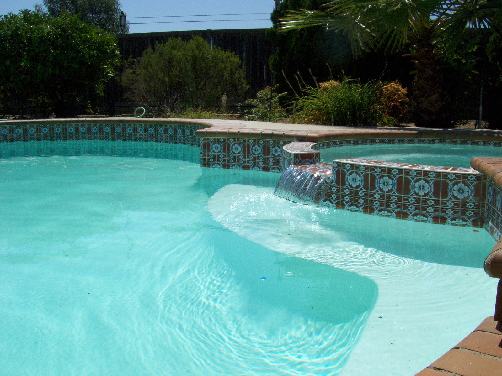 Pool Tile Cleaning Pro 877 835 8763 Orange County Los Angeles Riverside Palm Springs Pool Tile