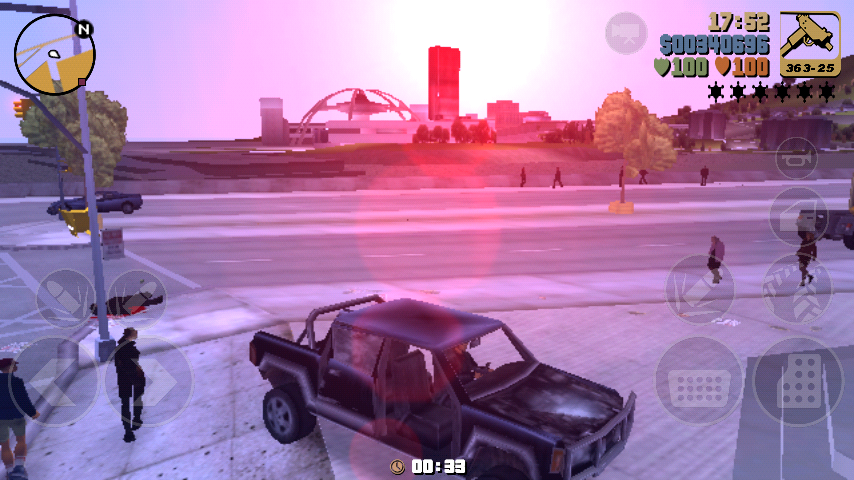 Grand Theft Auto III Uncut v1.3 Full Effect All Open