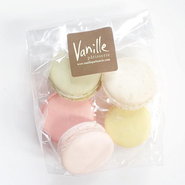 pastel-macarons