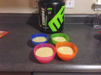 protein pudding mix