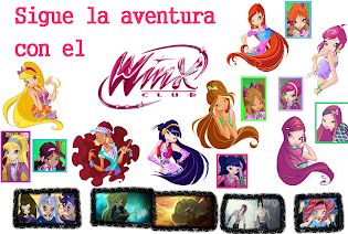 Sigue la aventura con el Winx Club