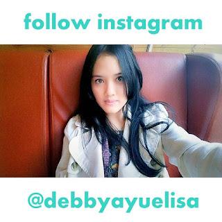 http://instagram.com/debbyaayuelisa