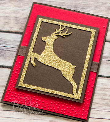 Hello December Project Life Christmas Card