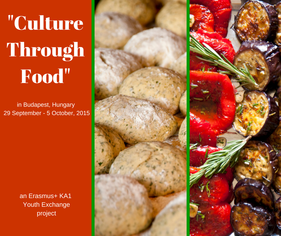 E+ KA1 YE - Culture Through Food 2015
